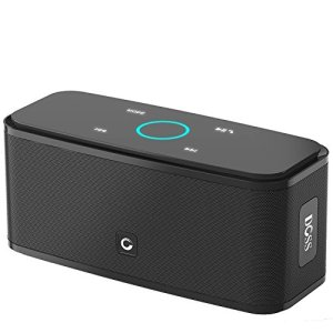 Bluetooth Speakers, DOSS SoundBox Touch Portable Wireless Bluetooth Speakers with 12W HD Sound and Bass, IPX5 Waterproof… 4