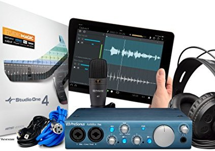 Presonus-AudioBox-iTwo-USB-20-Recording-Bundle-with-Interface-Headphones-Microphone-and-Studio-One-software-PCMaciOS-2-Mic-Pres