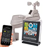 AcuRite 01036M Wireless Weather Station with Programmable Alarms, Gray