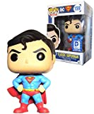Funko Pop! DC Super Heroes Legion of Collectors - Classic Superman #159 Vinyl Figure Bundled with Free Pop BOX PROTECTOR CASE