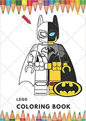 Lego Coloring Book For Kids Ages 4 8 32 Coloring Page Big Coloring Books For Small Hands 8 27x11 69 In Coloring Books Paul Publishing 9781797562872 Amazon Com Books
