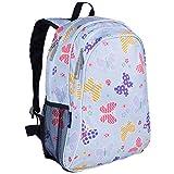 Wildkin 15 Inch Backpack, Butterfly Garden