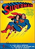 "Ata-Boy DC Comics Superman No.57 'Lois Lane Can Do Everything' 2.5"" x 3.5"" Magnet for Refrigerators and Lockers"