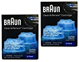 Braun Clean and Renew 4 Pack