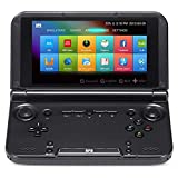GPD XD Plus [2019 HW Update] Handheld Gaming Console 5' Touchscreen Android 7.0 Portable Video Game Player Laptop MT8176 Hexa-core CPU,PowerVR GX6250 GPU,4GB/32GB,Support Google Store