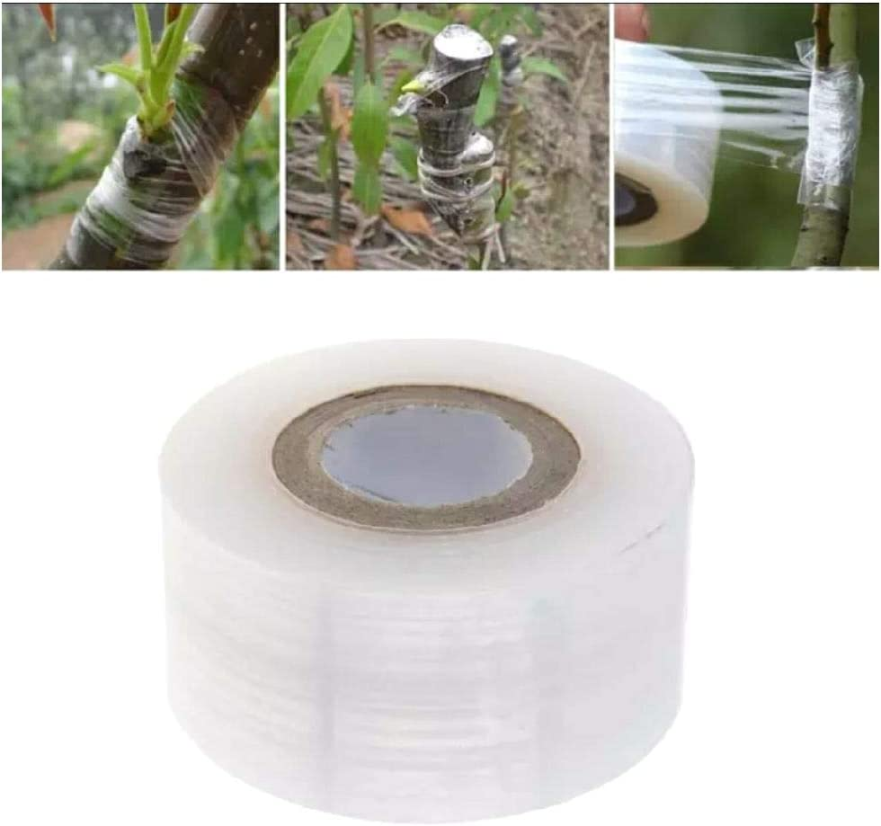 Generic 100M 3Cm Self-Adhesive Grafting Tape Engraft Branch Gardening Bind Belt Garden Fruit Tree Vegetable Grafting Tool Supplies