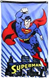 DC Comics- Superman Banner Fabric Poster 30 x 50in