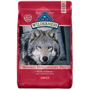 Blue Buffalo Wilderness High Protein Grain Free, Natural Adult Dry Dog Food 6