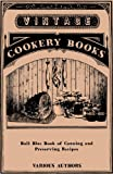 Product review for Ball Blue Book of Canning and Preserving Recipes