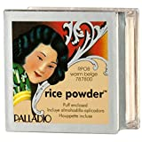Palladio Rice Powder, Warm Beige, Loose Setting Powder, Absorbs Oil, Leaves Face Looking and Feeling Smooth, Helps Makeup Last Longer For a Flawless, Fresh Look