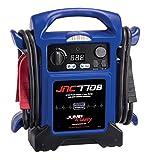 Clore Automotive JNC770B N-Carry Blue w/Cover 1700 Peak Amp Premium 12 Volt Jump Starter
