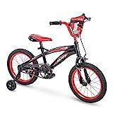Huffy 71808 16' Motox Boys Bike, Gloss Black, 16 inch Wheel
