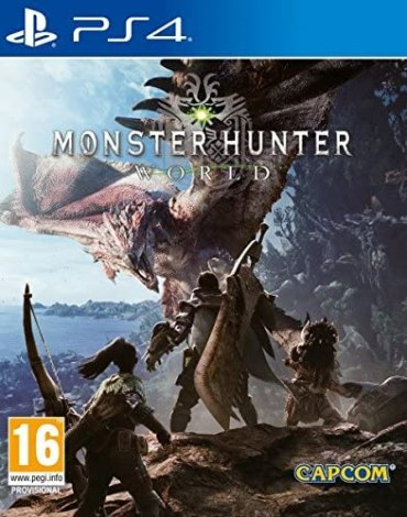 Monster Hunter: World…