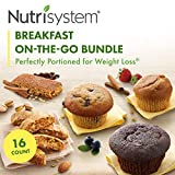 Nutrisystem  Breakfast-On-The-Go-Bundle, 16ct