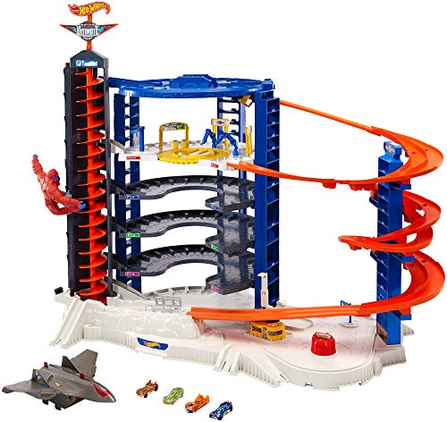 PRE-ORDER! *NEW* Hot Wheels Super Ultimate Garage Playset – LOW PRICE