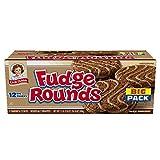 Little Debbie Fudge Rounds Big Pack 24. 1 oz, 12 Ct