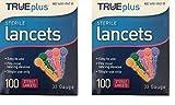 TRUEplus Sterile Lancets 33 Gauge (200-ct)