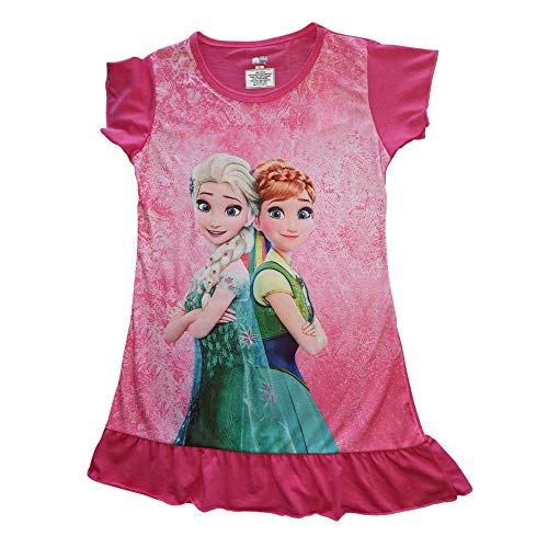 Disney Princess Frozen Elsa Anna Dress