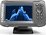 Lowrance HOOK2 5 - 5-inch Fish Finder with TripleShot Transducer and US Inland Lake Maps Installed ...