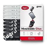 Sugru Moldable Glue - Original Formula - Black & White 8-Pack - I000467