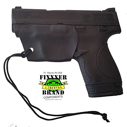 Fixxxer Custom F.I.X. Holster (Conceal Carry) Fits S&W M&P Shield 9MM and .40CAL Tactical Trigger Guard Holster System
