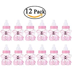 Feeder Style Candy Bottle Gift Box Baby Shower Favors