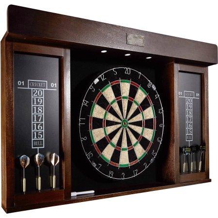 Barrington 40' Dartboard Cabinet With Led Light