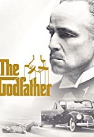 Godfather DVD Cover