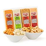 Wisconsin Cheese Variety Blocks 28oz If you want all one flavor, let us know.