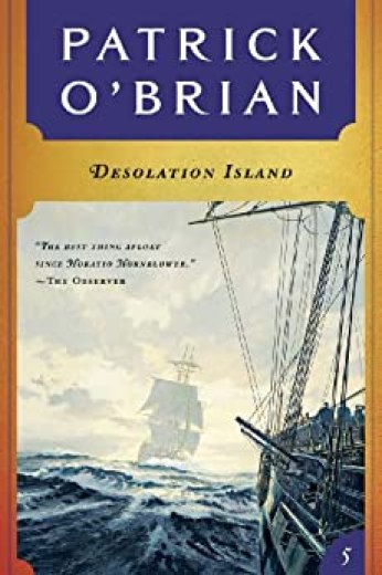 Desolation Island (Vol. Book 5) (Aubrey/Maturin Novels) by [O'Brian, Patrick]