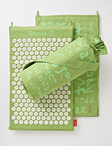 SPOONK SPACE Hemp Lilac Green, 1 Each