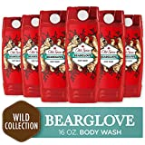 Old Spice Fresher Collection Men's Body Wash, Timber, 16 Fl Oz (Pack of 6)