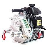 Portable Winch Gas-Powered Capstan Winch - 2.1 HP, 50cc Honda GHX-50 Engine, 1-Ton Capacity, Model# PCW-5000