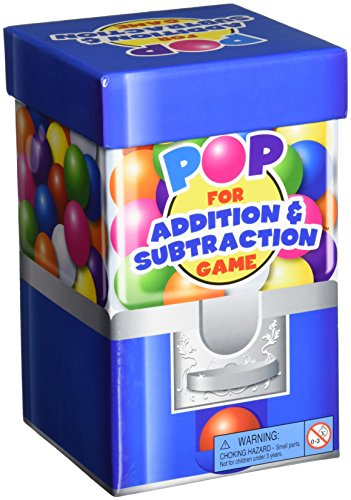 Learning Resources Pop For Addition & Subtraction Game