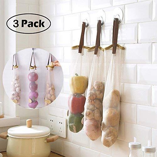 Hanging Vegetable Storage Bags