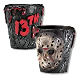 Friday The 13th Jason Voorhees Drinking Party Shot Glasses, Set of 2