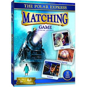 MasterPieces The Polar Express Matching Game, Includes 56 Cards, 1 or More Players, for Ages 3+ 51PmMIONhZL