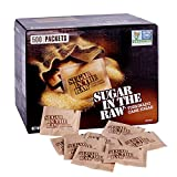 Sugar in the Raw / Raw Sugar Natural Cane Turbinado,500 Count,Pack of 1