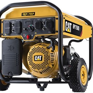 Cat Gas Powered Portable Generator with Electric Start