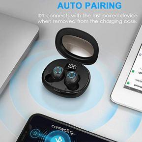 Ecouteur-Bluetooth-Motast-Ecouteur-sans-Fil-TWS-3D-Hi-FI-Stereo-IPX7-Etanche-Oreillette-Bluetooth-50-avec-Mini-Etui-de-Chargement-Rapide-et-Mic-Super-Leger-Reduction-du-Bruit-CVC-80-pour-Sport