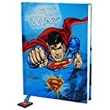 Dc Comics Superman Justice and The American Way School Diary Agenda Student Planner 10 Months