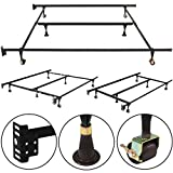 Product review for Best Choice Products Metal Bed Frame Adjustable Queen Full Twin Size W/ Center Support Platform