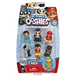 "Ooshies Set 2 ""DC Comics Series 1"" Action Figure (7 Pack)"