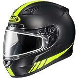 HJC Streamline Adult CL-17 Snocross Snowmobile Helmet - MC3HF / Medium