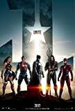 Kirbis The Justice League Part One Movie Poster 18 x 28 Inches