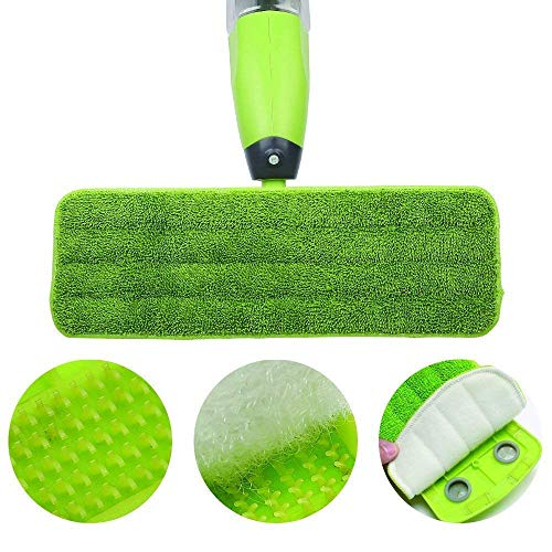 51Py3CpBYVL - MR STORES Microfiber Floor Cleaning Healthy Spray Mop with Removable Washable Cleaning Pad and Integrated Water Spray Mechanism