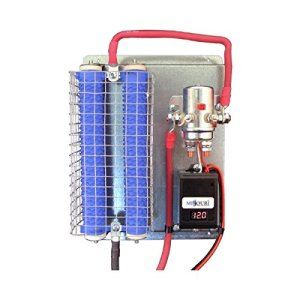 12 Volt Wind and Solar Charge Controller w/ LED Display & 600 Watt Divert Load