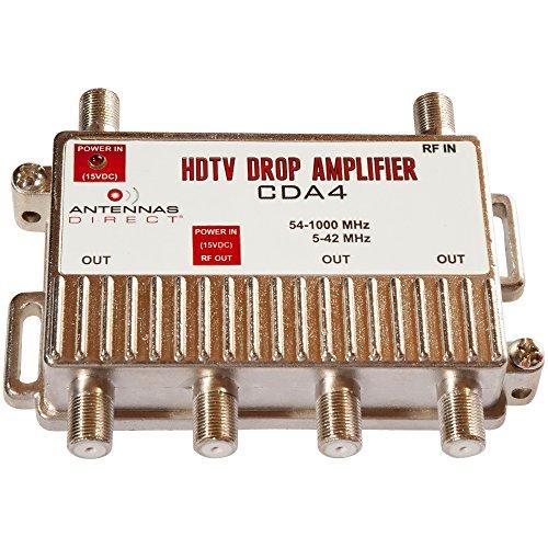 4 Port DTV Distribution Amplifier - CDA4