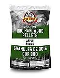 Pit Boss 55436 BBQ Wood Pellets, 40 lb, Hickory