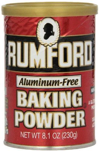 Rumford, Baking Powder